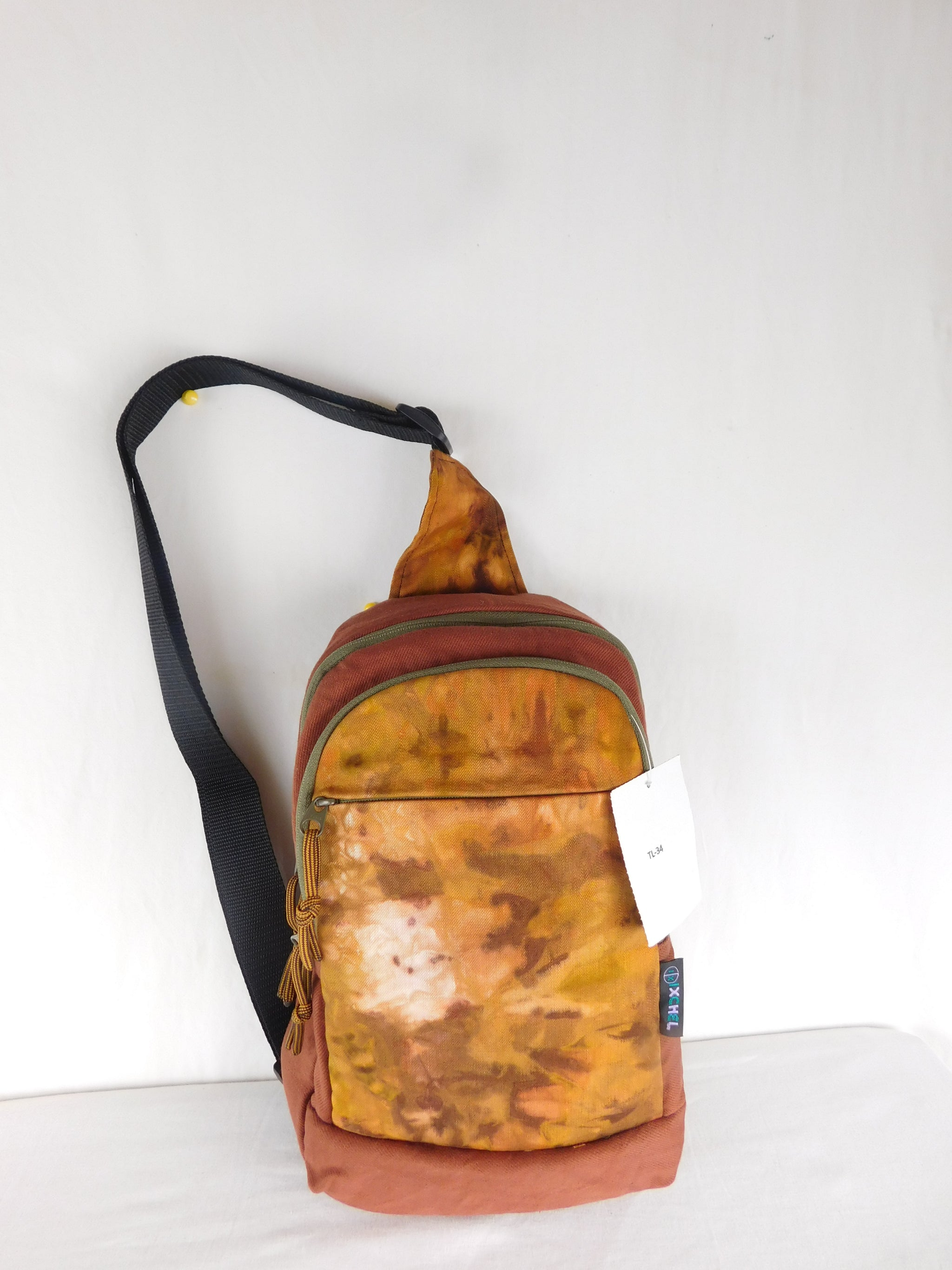 Sling Backpack in Tie Dy