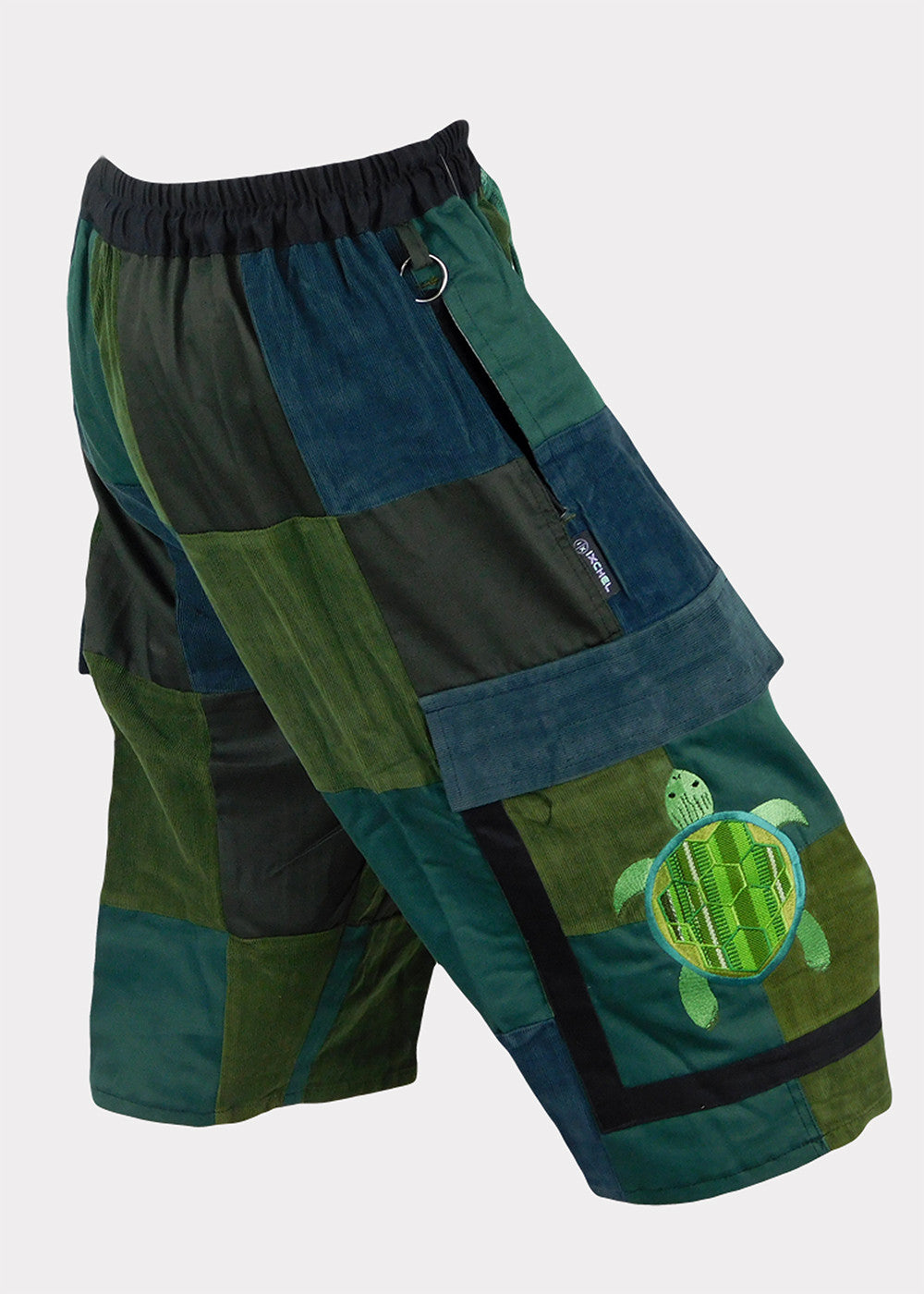 Terrapin Patchwork Shorts