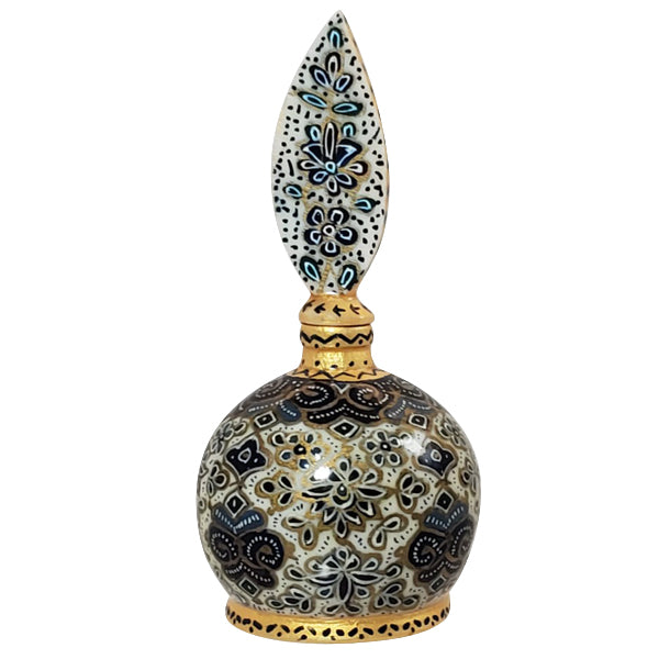 Persian Miniature Painting Perfume Bottle