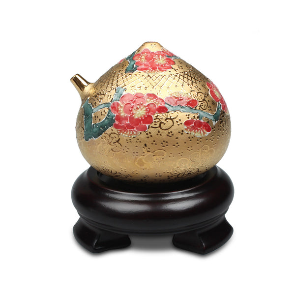 Plum Shaped Water Dropper Pot