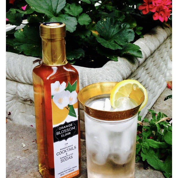 Floral Elixir - Orange Blossom