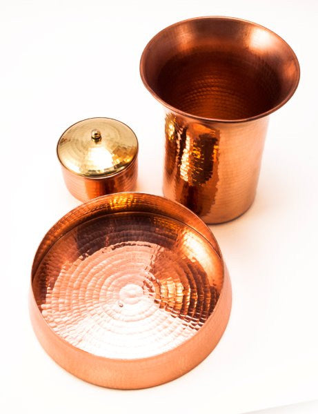 Copperware Pieces