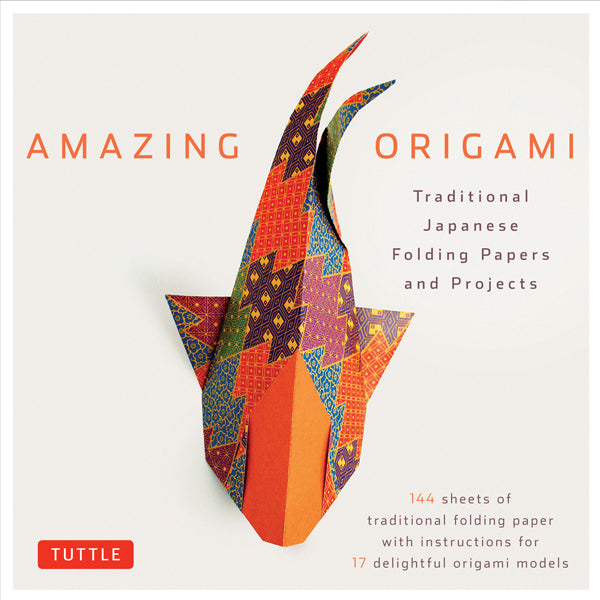Amazing Origami Kit Traditional: Japanese Folding Papers and Projects