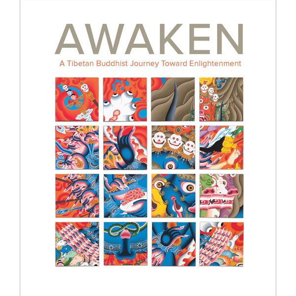 Awaken: A Tibetan Buddhist Journey Toward Enlightenment