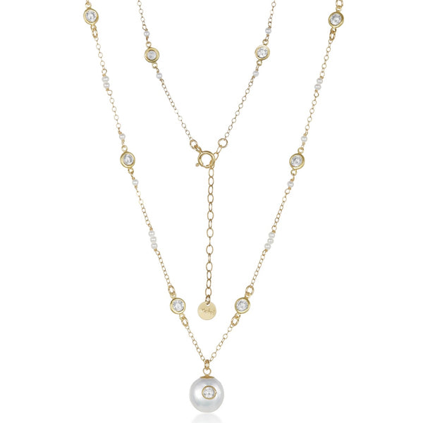 MABEL CHONG Pearl Necklace