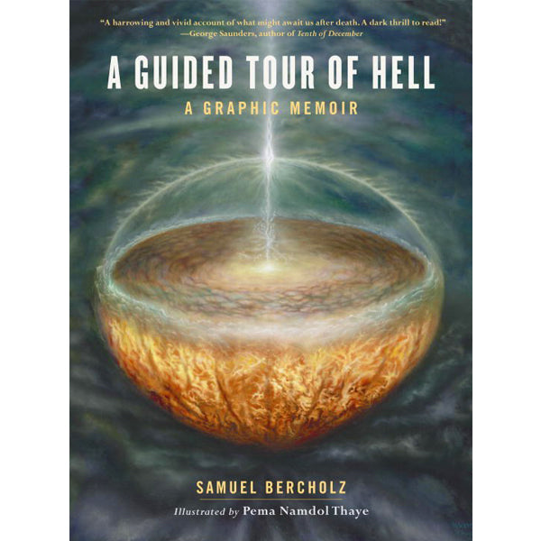 Guided Tour of Hell: A Graphic Memoir