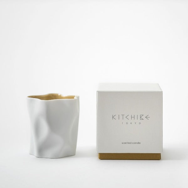 Crinkle Scented Candle - Kitchibe