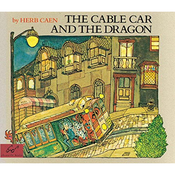 The Cable Car and The Dragon