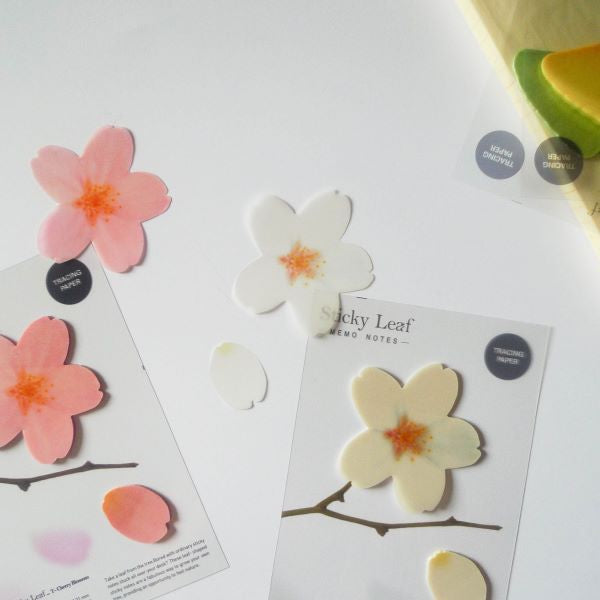 Cherry Blossom Sheer Stickers
