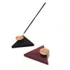 Triangle Incense Holder