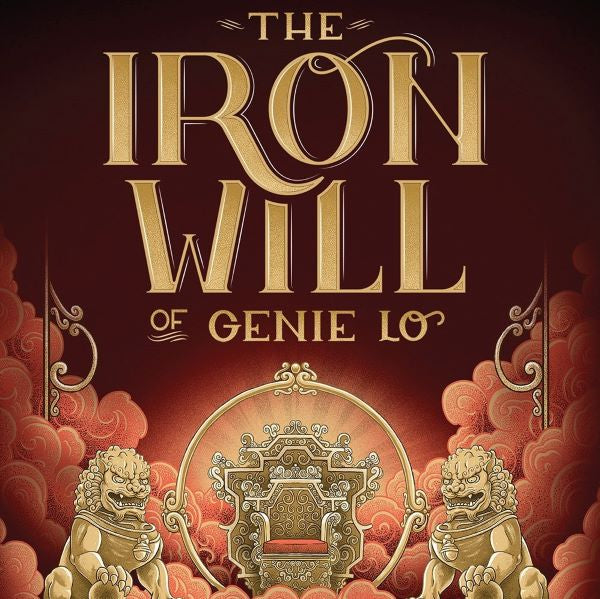 THE IRON WILL OF GENIE LO