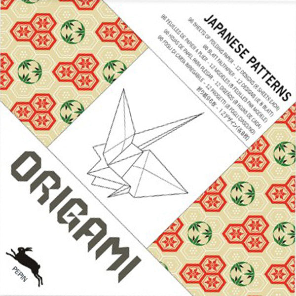 Origami Paper - Japanese Patterns
