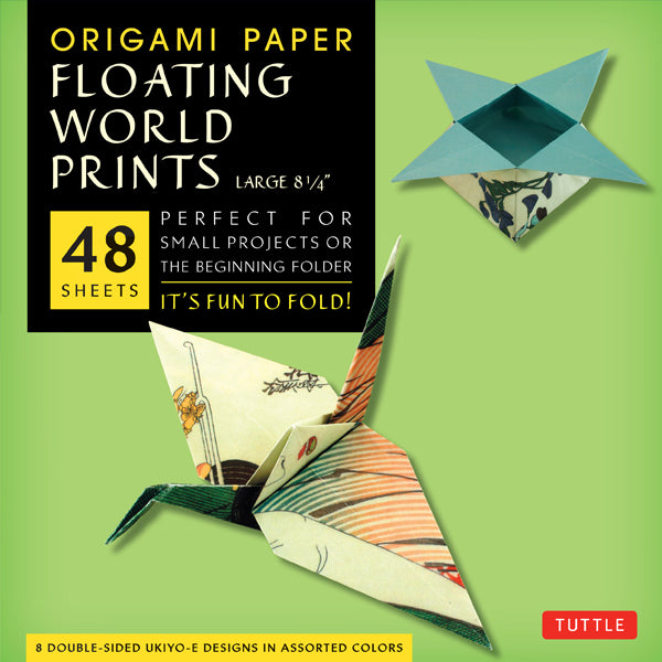 Origami Paper - Floating World Prints