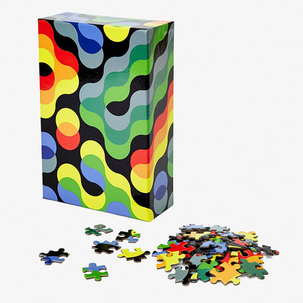 Arc Pattern Puzzles