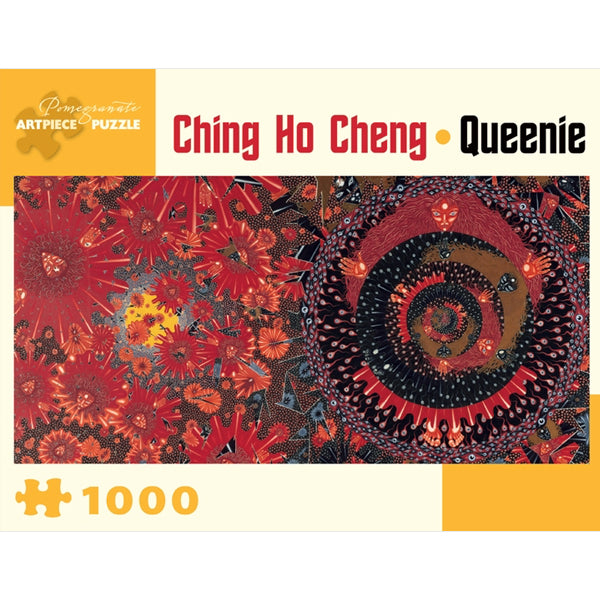 Ching Ho Cheng: Queenie 1,000-piece Jigsaw Puzzle