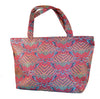 Imperial Silk Damask Tote