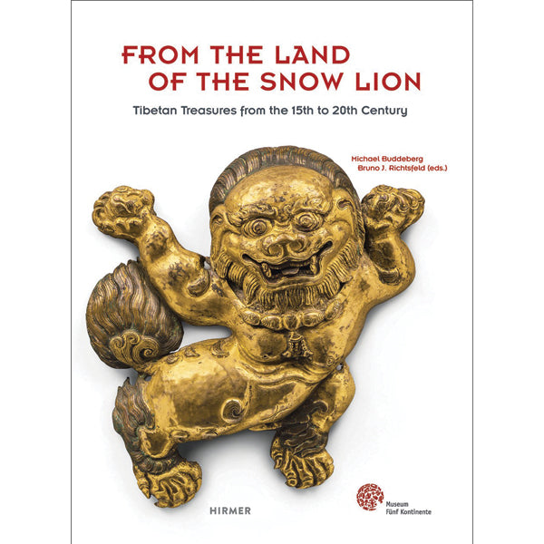 From the Land of the Snow Lion
