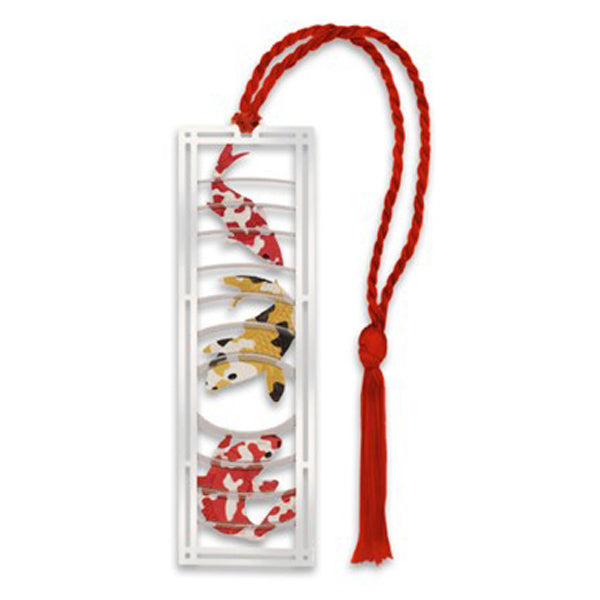 Koi Bookmark