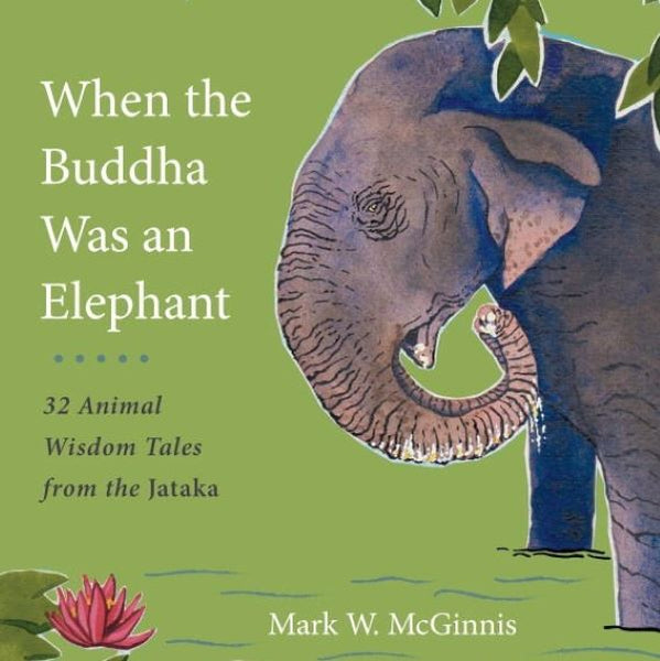 When the Buddha Was an Elephant: 32 Animal Wisdom Tales from the Jakata