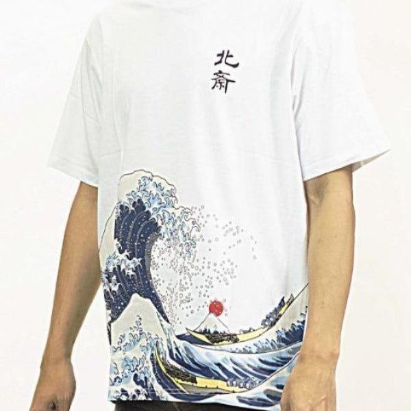 Hokusai  Wave T-shirt