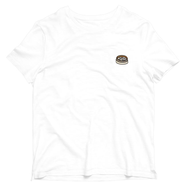 Xiao Long Bao T-Shirt With Embroidery Patch