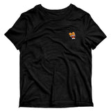 Crispy Chicken T-Shirt With Embroidery Patch