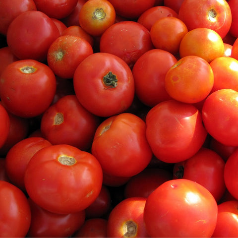 20-lb case Beefsteak Tomatoes