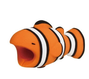 Cable Buddies- Clown Fish