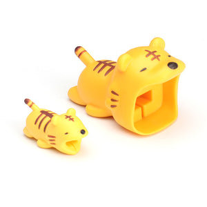 Cable Buddies- Tiger (2 pack)