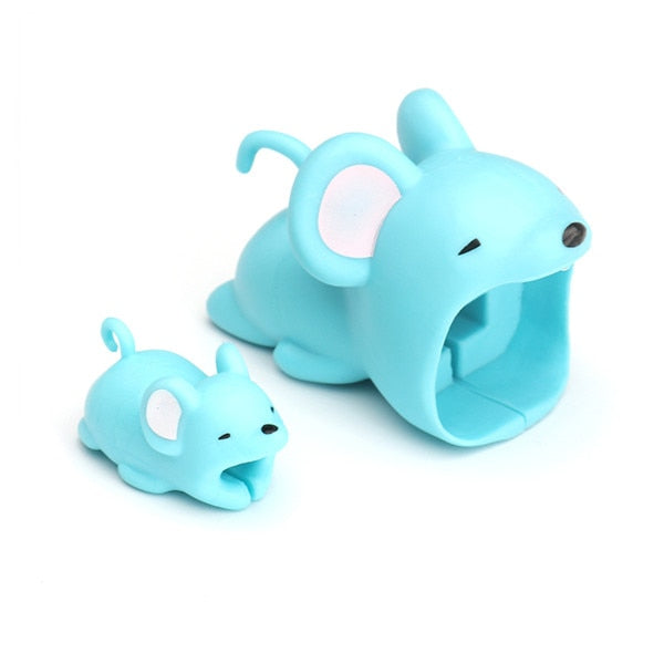 Cable Buddies- Mouse (2 pack)
