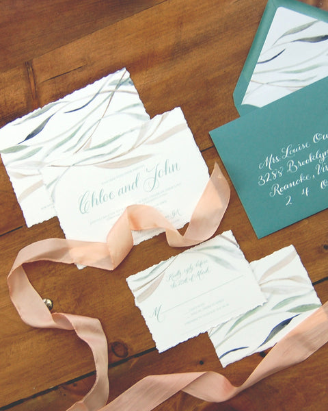 Chloe Invitation