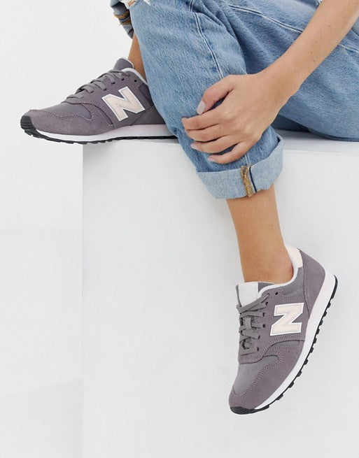 New Balance 373 Trainers In Grey