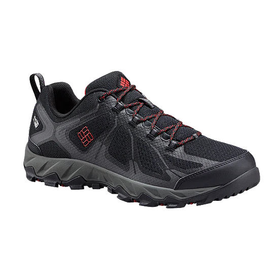 Men's Peakfreak XCRSN II XCEL Low Outdry Hiking Shoes - Black