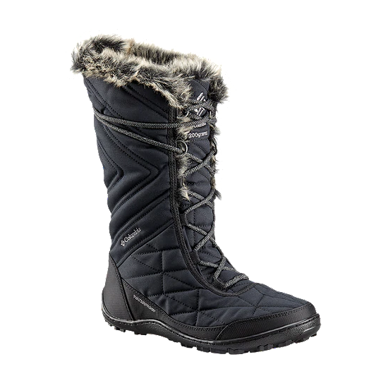 Women's Minx Mid III Winter Boots - Black/Ti Grey Steel