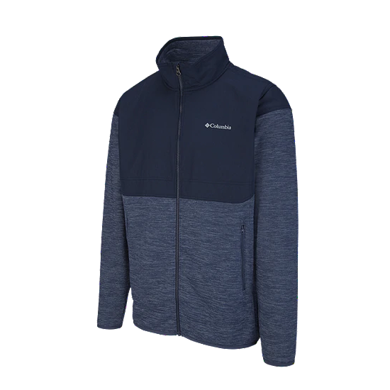 Men's Birch Woods II Full Zip Jacket - Navy
