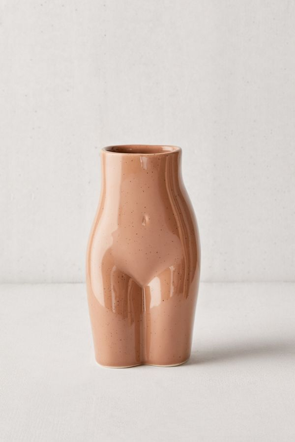 Female Form Vase