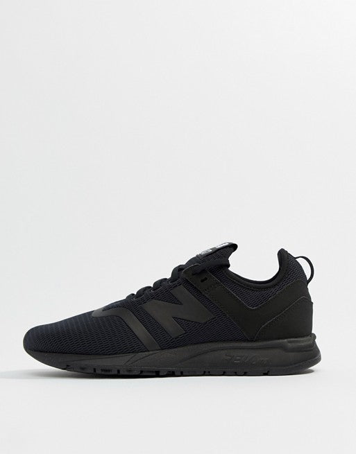 New Balance 247 All Black Trainers