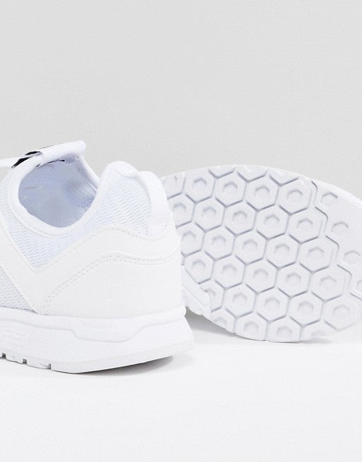 New Balance 247 All White Trainers