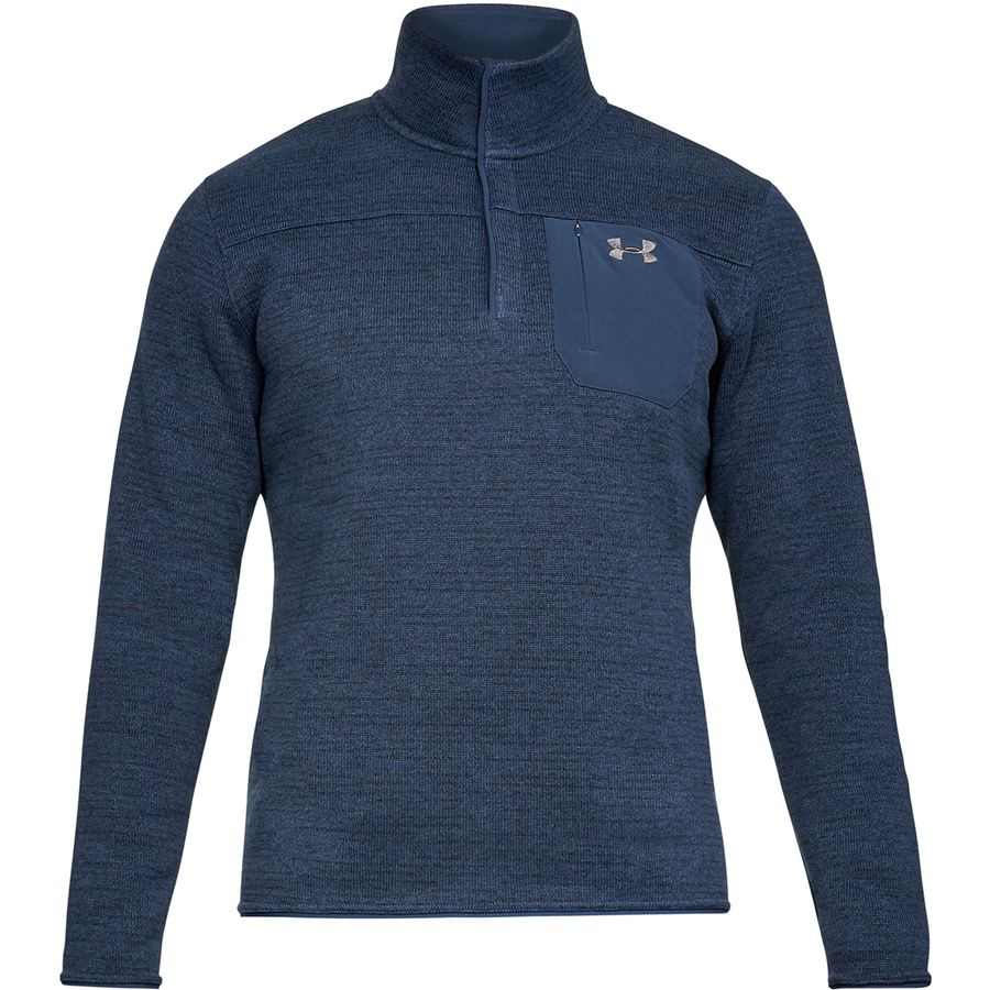 Under Armour Specialist Henley 2.0 Sweatshirt - Men's