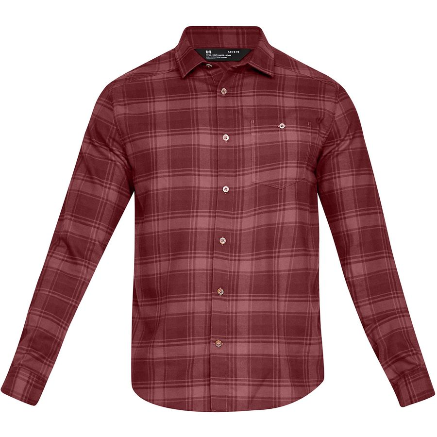 Under Armour Tradesman Flannel Shirt - Men's