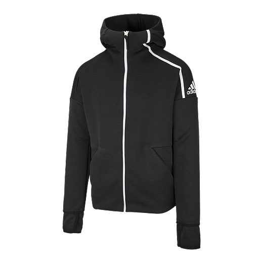 Men's Z.N.E Born Ready Full Zip Hoodie