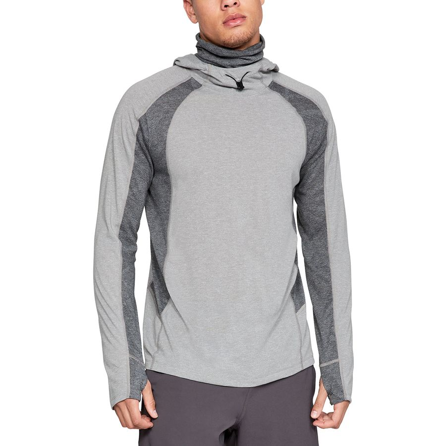 Under Armour Swyft Face Hoodie - Men's