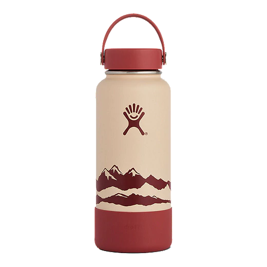 Hydro Flask Escape Collection 32 oz. Wide Mouth Water Bottle - Desert