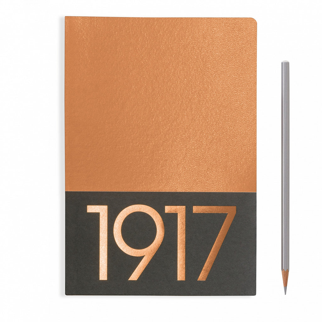 1917 METALLIC EDITION JOTTBOKS MEDIUM (2-PACK)