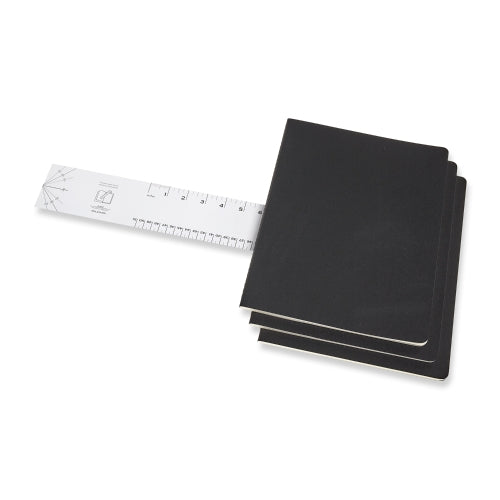 CAHIER JOURNAL BLACK