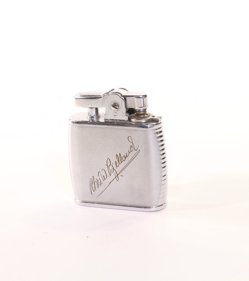 Christian Willhelm Bjelland's lighter