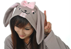 Rabbit Footie Pajama