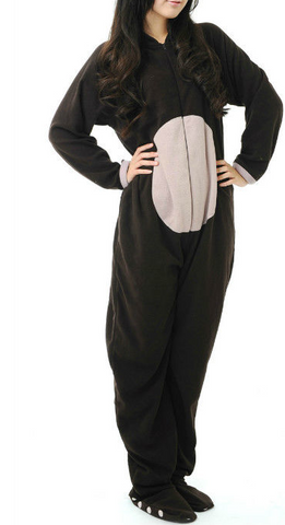 Deer Footie Pajama