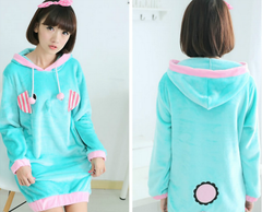 Elephant Kigurumi Dress