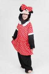 Minnie Mouse Kigurumi Onesie
